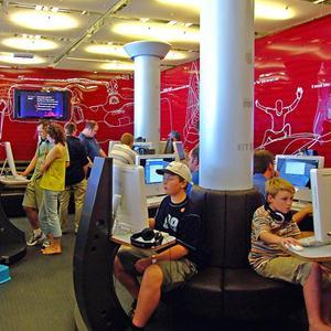 Интернет-кафе Бердска