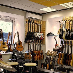 Музыкальные магазины Бердска