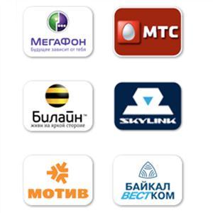 Операторы сотовой связи Бердска