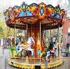 Парки культуры и отдыха в Бердске
