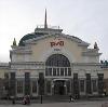 Железнодорожные вокзалы в Бердске