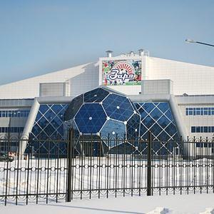 Спортивные комплексы Бердска