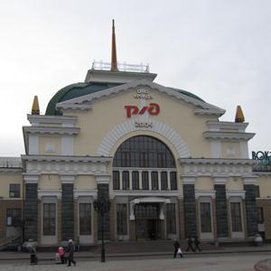 Железнодорожные вокзалы Бердска